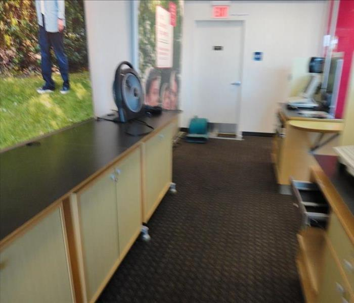 Oxnard CA commercial water damage After