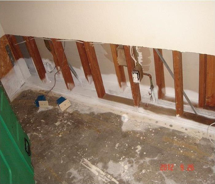 Oxnard home mold remediation After