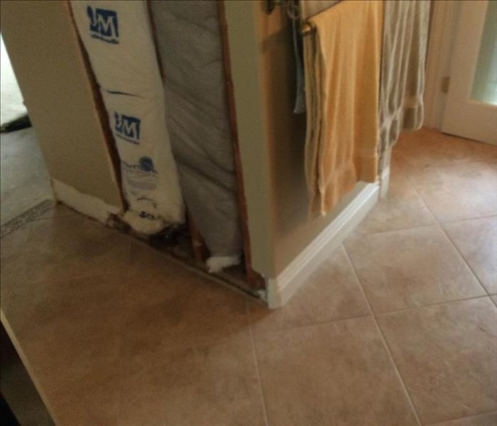 Oxnard water damage
