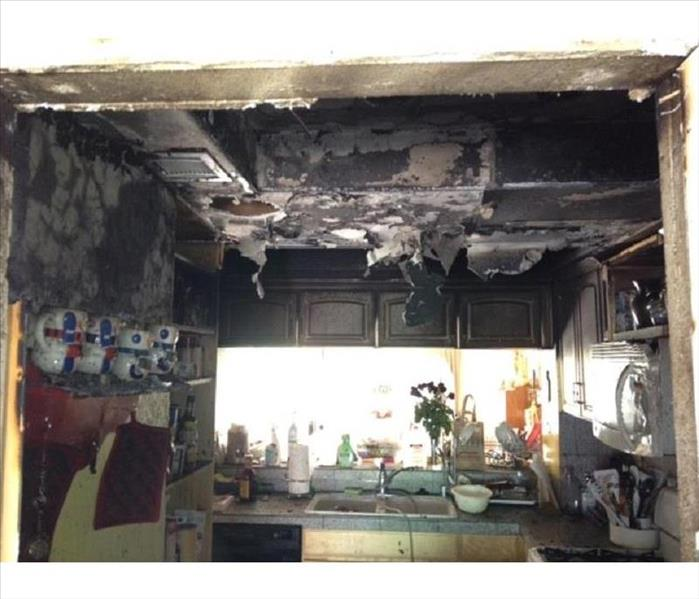 Oxnard CA kitchen fire
