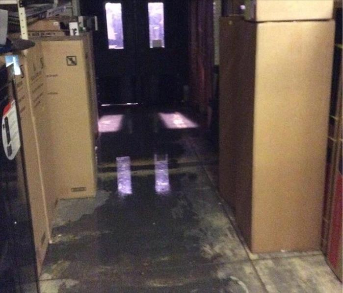 Oxnard commercial water damage