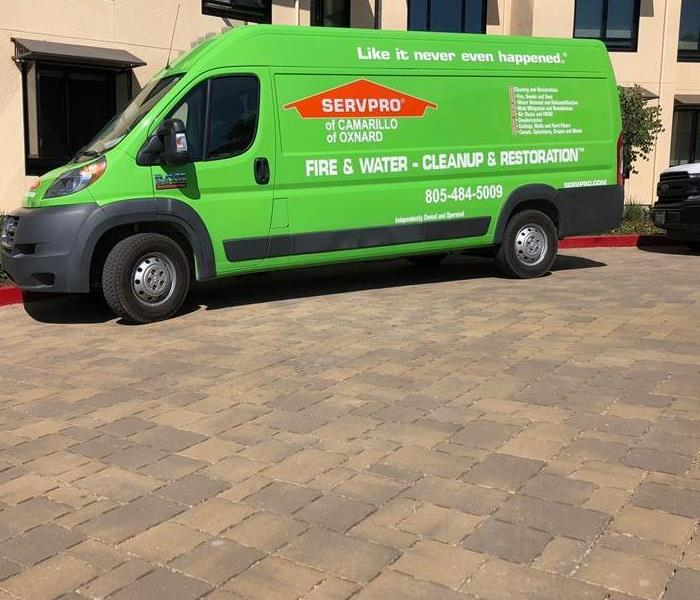 Why SERVPRO Why Humidity Levels are Important After Water Damage to Your Oxnard Home